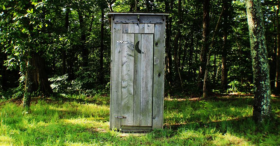 Aké funguje chemické WC (chemická toaleta)